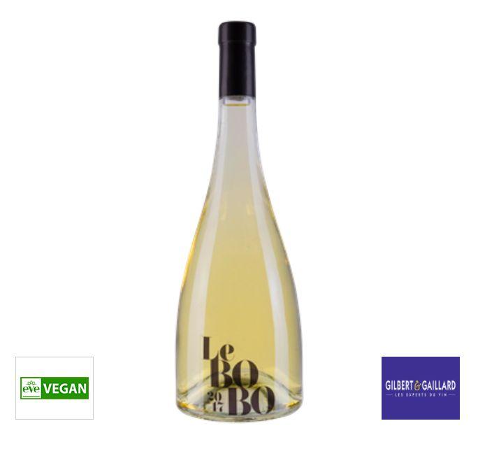 Le Bo Bo Bourgogne AOP Blanc 2017