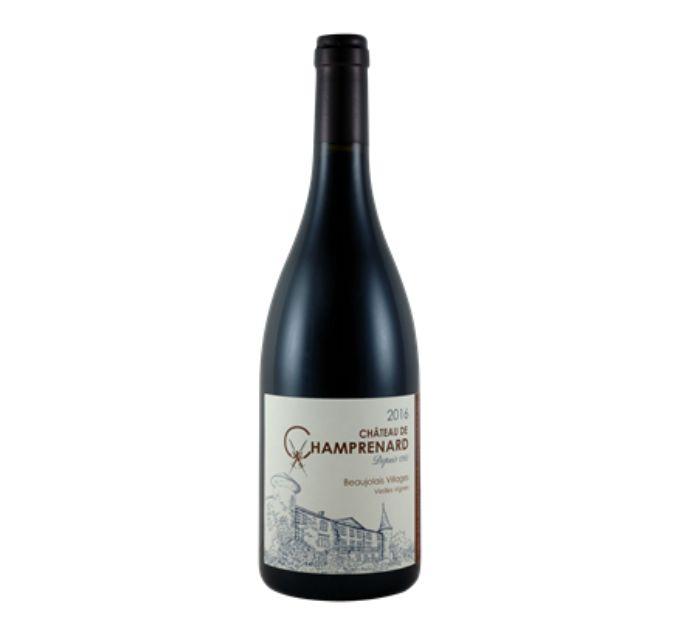 Cuvée Veilles Vignes Beaujolais Villages AOP Rouge 2016