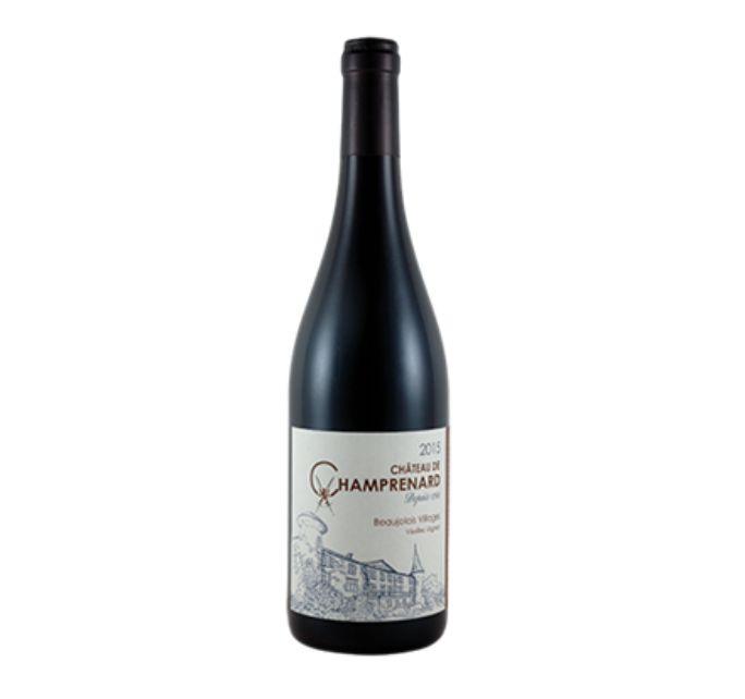 Cuvée Vieilles Vignes Beaujolais Villages AOP Rouge 2015