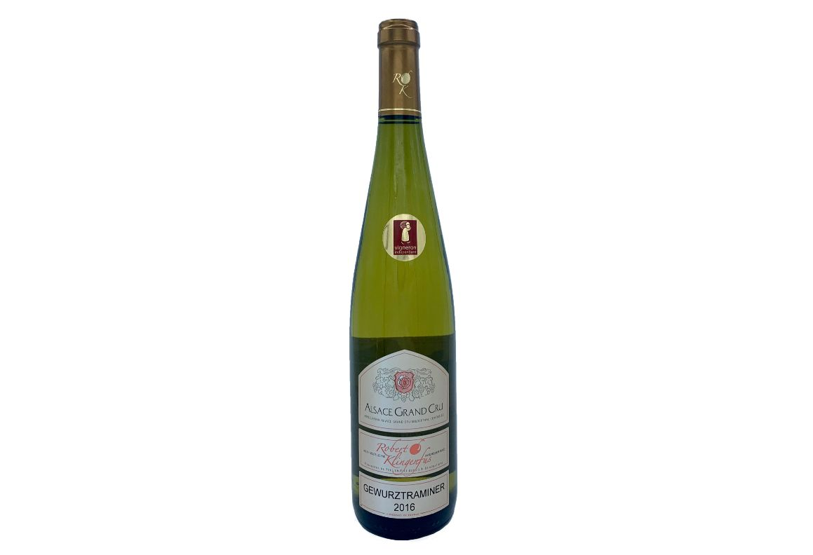 Gewurztraminer Grand Cru Bruderthal 2016