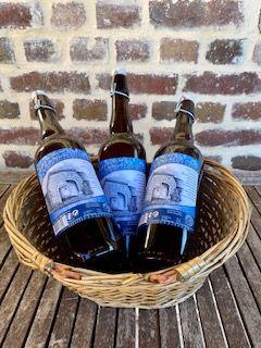 Bière Blanche Fermière 75 cl