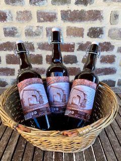 Bière Ambrée Fermière 75cl