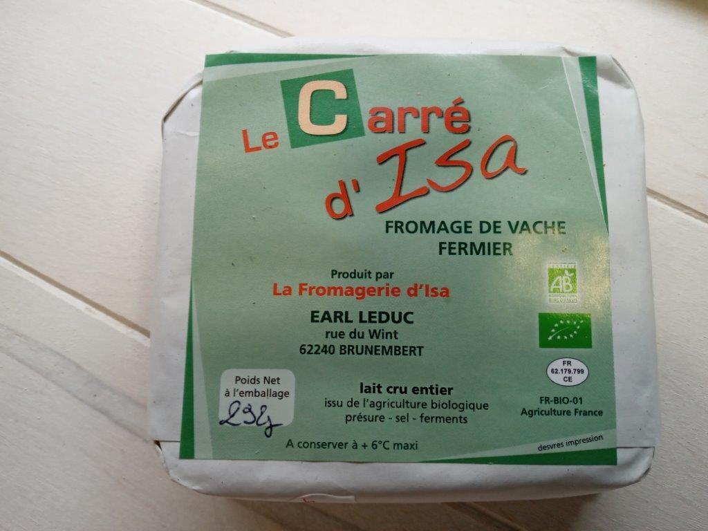 CARRE D'ISA