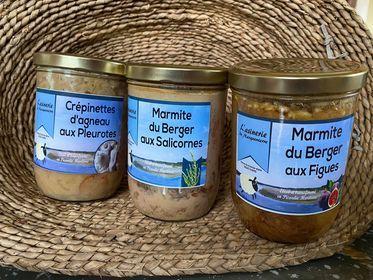 Les 3 Marmites à 38.5€