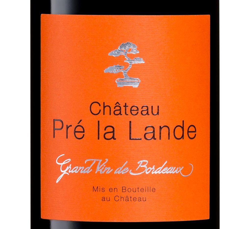 Château Pré la Lande 2015 Cuvée Diane rouge