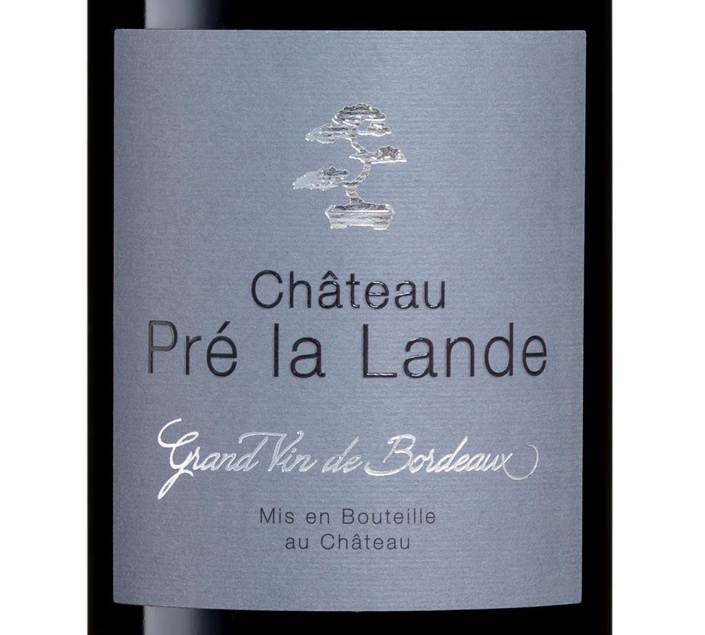 Château Pré la Lande 2017 Terra Cotta rouge