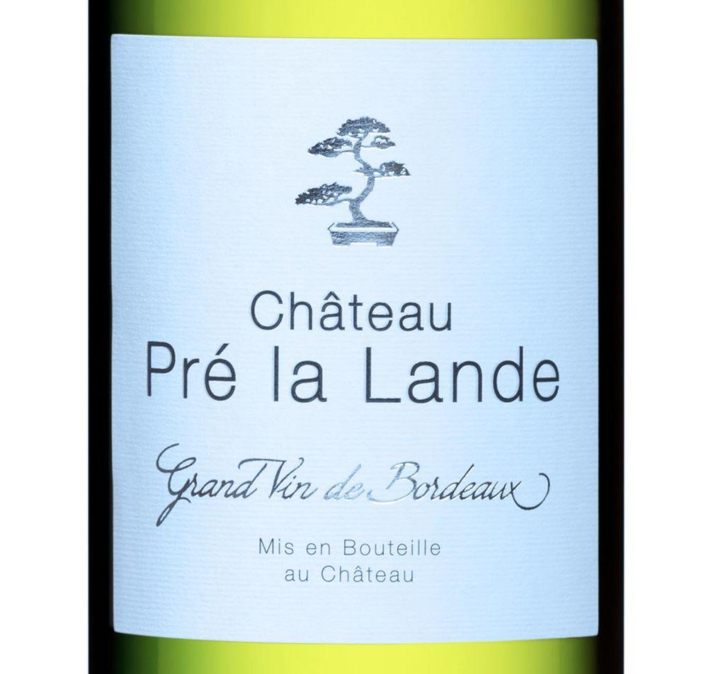 Château Pré la Lande 2015 Fontenelles blanc sec